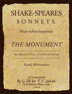 SHAKESPEARE'S SONNETS - THE MONUMENT CHANGES THE PARADIGM ...
